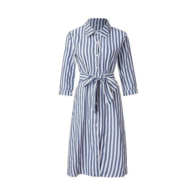 Gömlek elbise Mia 1