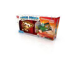 Dětská interaktivní hra pro děti Mini Mani - opička