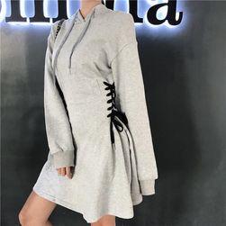 Dámské mikinové šaty Isay
