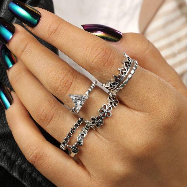 Set prstenja X55 1