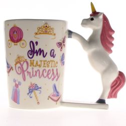 Ceramiczny kubek Princess