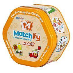 Hra Matchify Z ČEHO JSEM RZ_474551