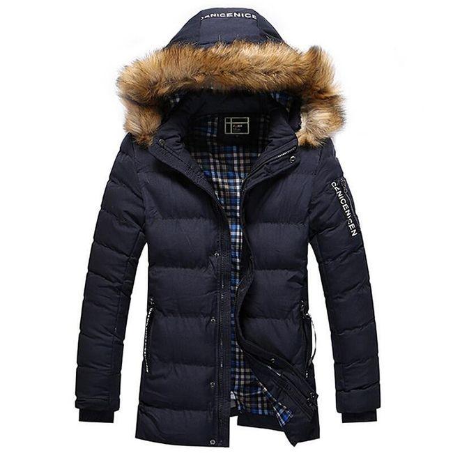 Pánská zimní bunda Anders 1