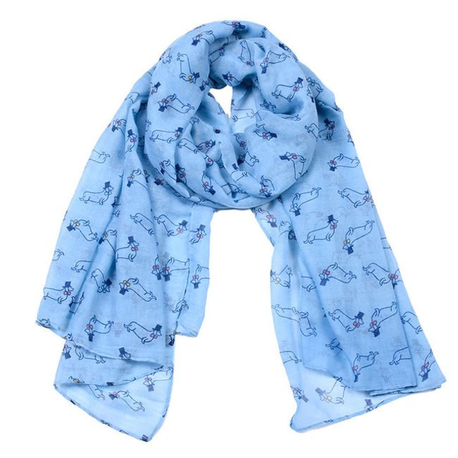 Dámský šátek K45 1