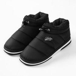 Унисекс зимние теплые ботинки A608