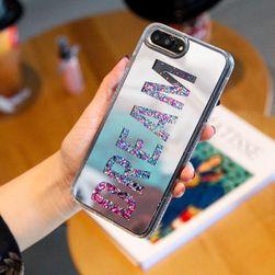 Luxus borító iPhone-hoz, a DREAM szóval - 3 változat