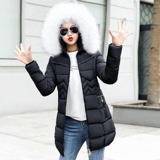 Dámská bunda Reina - Černá 1-velikost č. 9 1