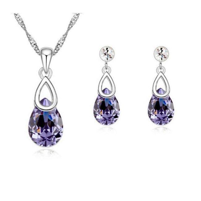 Komplet biżuterii TN1025 1