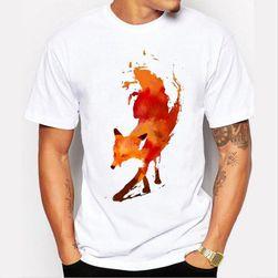 Pánské tričko s liškou