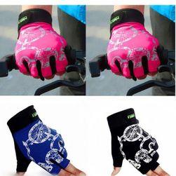 Rękawice dla rowerzystów i motocyklistów