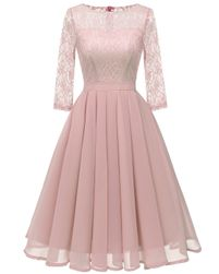 Женское платье DS56
