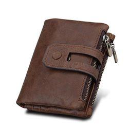 Męski portfel B01814