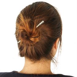 Női elegáns hajvilla