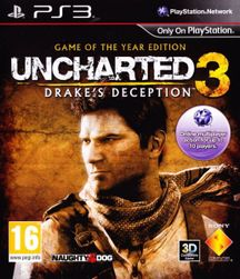 Hra (PS3) Uncharted 3: Drake's Deception GOTY