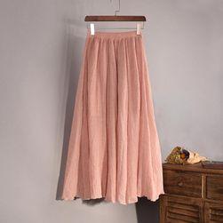 Dlouhá dámská sukně - 14 barev