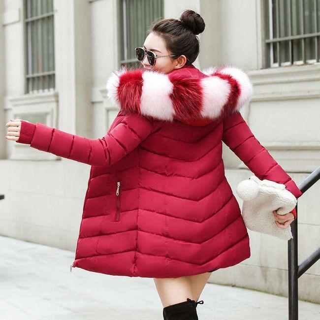 Dámská zimní bunda Treana 1