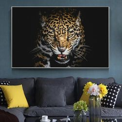 Slika na platnu bez rama - gepard EZ55