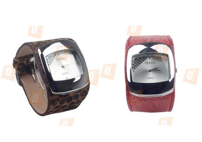 Dámské designové hodinky - 2 barvy 1