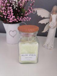 Świeca zapachowa - Aloes IV_vonnaaloevera