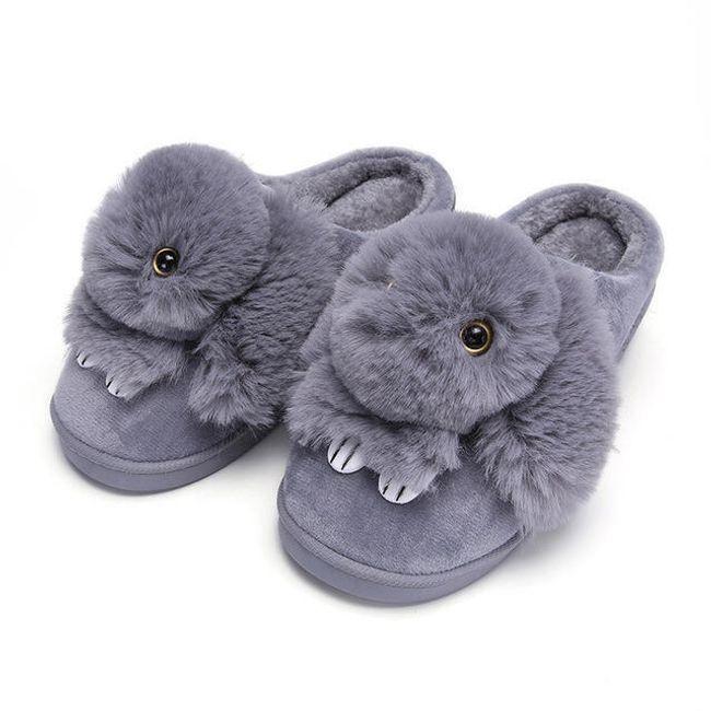 Dámské pantofle P41 1