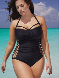 Damski strój kąpielowy jednoczęściowy Sasha